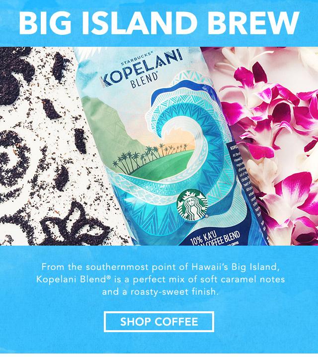 BIG ISLAND BREW | SHOP COFFEE